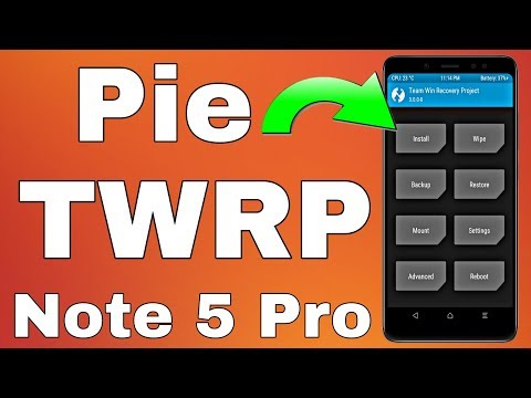 Download How To Install Android 9 Pie Twrp On Redmi Note 5