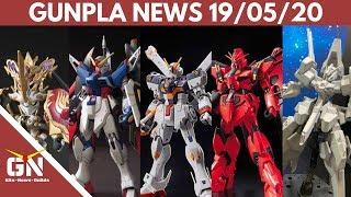 Gunpla News: Crossbone, Kshatriya, Vigna Ghina II, Destiny, Hyzenthlay II, Soketsuden