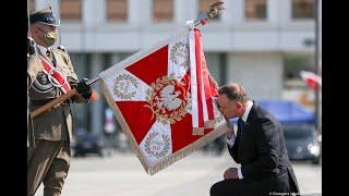 06.08.2020 | Zaprzysiężenie Prezydenta RP Andrzeja Dudy