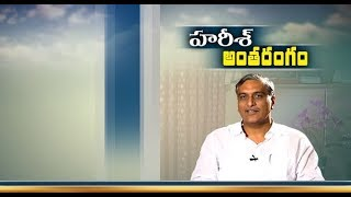 An Interview with Minister T.Harish Rao | On Early Polls