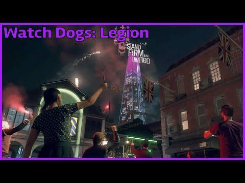 WD: Legion/Glorious!/E7