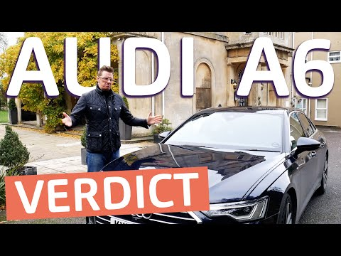 Newest Audi A6 Review | The Full Lowdown, Driving, Tech, Improvements Covered.