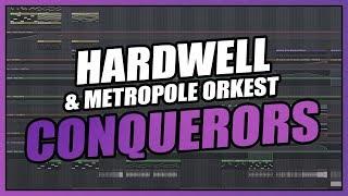 Hardwell & Metropole Orkest - Conquerors (FL Studio Remake) + FREE FLP