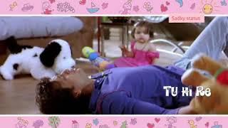 Meri duniya tu Hi Re ( whatsapp status with lyrics) - YouTube