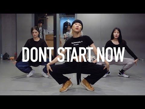 Dua Lipa - Don't Start Now / Jin Lee Choreography