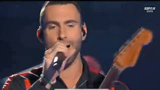 Maroon 5 - Harder To Breathe & This Love ( Super Bowl LIII Halftime Show )
