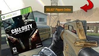 200,000+ Players On Black Ops 1 In 2019..? (WTF)