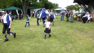 preview picture of video 'National Mills Weekend 2013 - Upminster Windmill'