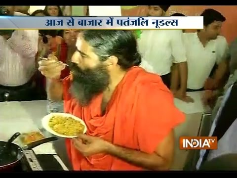 , title : 'Special Report: Baba Ramdev Launches Patanjali Atta Noodles'