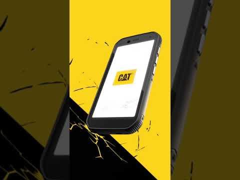 """Cat S42 (32GB, Black, 5.50"""", Dual SIM, 13Mpx, 4G)"""