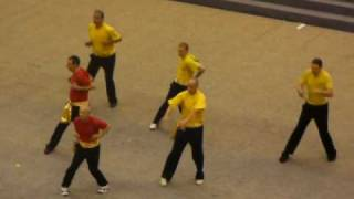 preview picture of video 'San Shan Gong demostration team, Quanzhou Feb 2010'