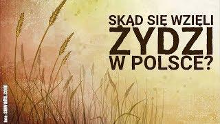 Skąd się wzięli żydzi w Polsce? Legenda z muzeum Polin