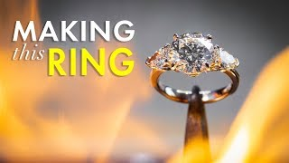 Engagement Ring - How it's Made