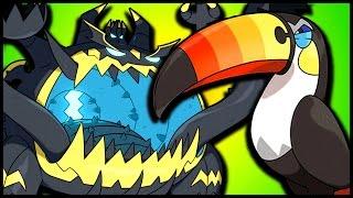 Toucannon  - (Pokémon) - Supersonic Skystrike Toucannon & Guzzlord [Pokémon Sun & Moon]