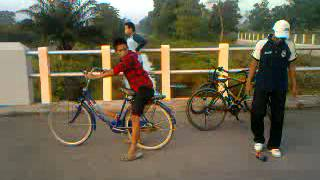 preview picture of video 'Gowes to Marabahan City'