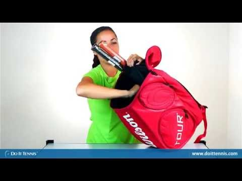 Wilson Tour Molded Large Tennis Backpack