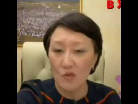 Сардана Авксентьева селянам: Улусы! Баhaaлыста не приезжайте
