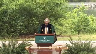 2018 William & Mary Law School Diploma Ceremony Video