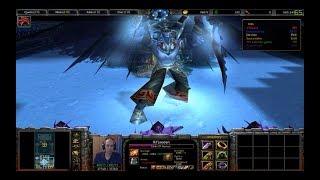 Warcraft 3   xHero Siege 3.45 Kil`jaeden - POOR CASTLE