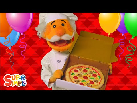 Pizza Party | Super Simple Songs