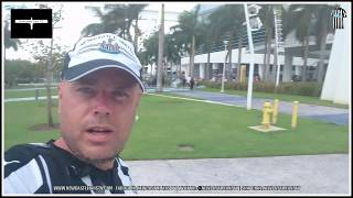 Miami match day experience | Newcastle United 1-1 Liverpool