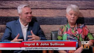 Senior Downsizing Experts on All In with Bryan Weatherford