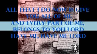 Anthony Hamilton - Can't Let Go(Rhythm & Gospel)