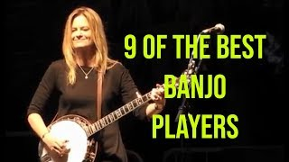 Top Banjo Players Show Their Amazing Skills