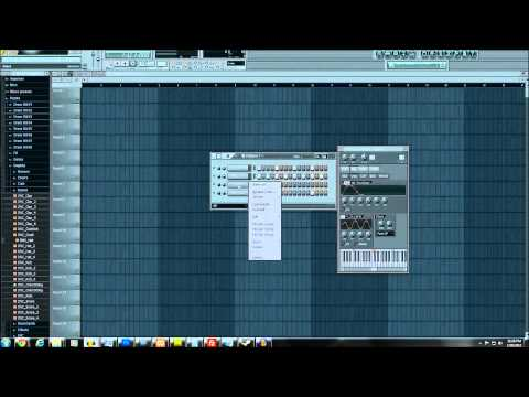 FL Studio 10 Beginner Tutorial (Starting from Nothing) HD [PART 1]