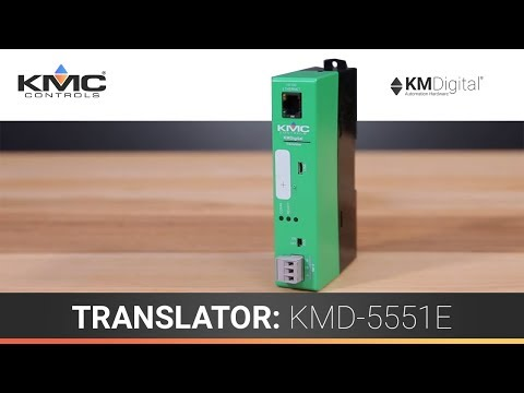 KMC Controls' KMD-5551E Translator