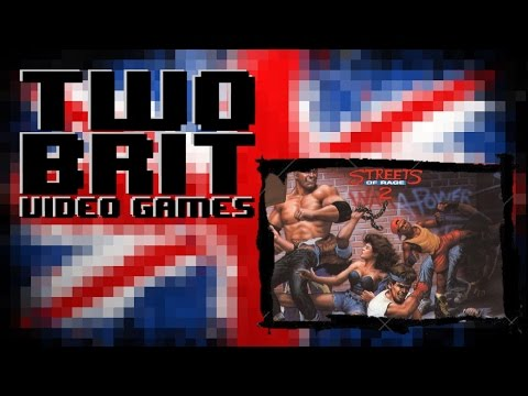 Two Brit Video Games: Streets of Rage II