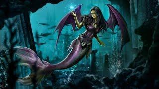 Spooky Fantasy Music - Vampire Mermaids
