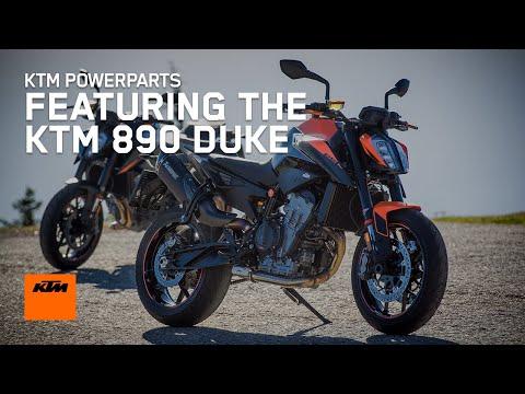 2021 KTM 890 Duke in Goleta, California - Video 2