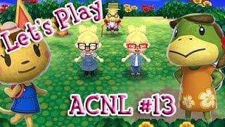 preview picture of video 'Animal Crossing New Leaf 13 - Une petite journée avec Liilou Acnl'