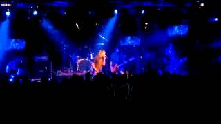 Disciple - Shot Heard 'Round The World - Live @ Christmas Rock Night 2012 (HD)