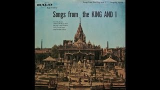 The King and I: Whistle A Happy Tune (Halo Records)