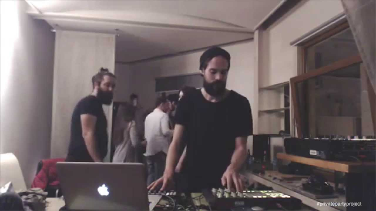 Einmusik - Live @ Private Party Project, Istanbul 2015