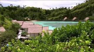 Зелёный рай - Индонезия, Дикие острова (HD)