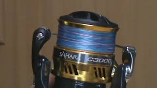 Шпуля для катушки shimano sahara 4000