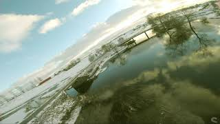 SNi-FPV - Flight of the day - Water and bridges