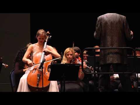 Megan Chartier, cello Grzegorz Nowak, conductor Miami Summer Music Festival Orchestra