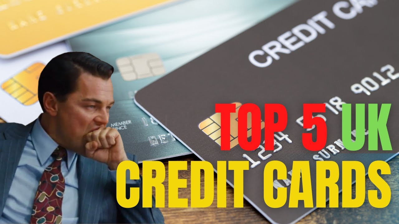 The 5 BEST UK Credit Cards For Beginners In 2021 thumbnail