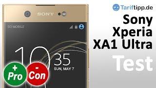 Sony Xperia XA1 Ultra   Test deutsch