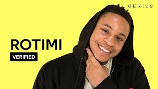"""Rotimi """"Want More"""" Official Lyrics & Meaning 