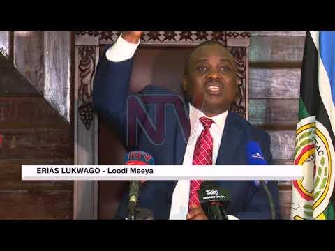 Lukwago asekeredde minisita wa kampala ku bya takisi