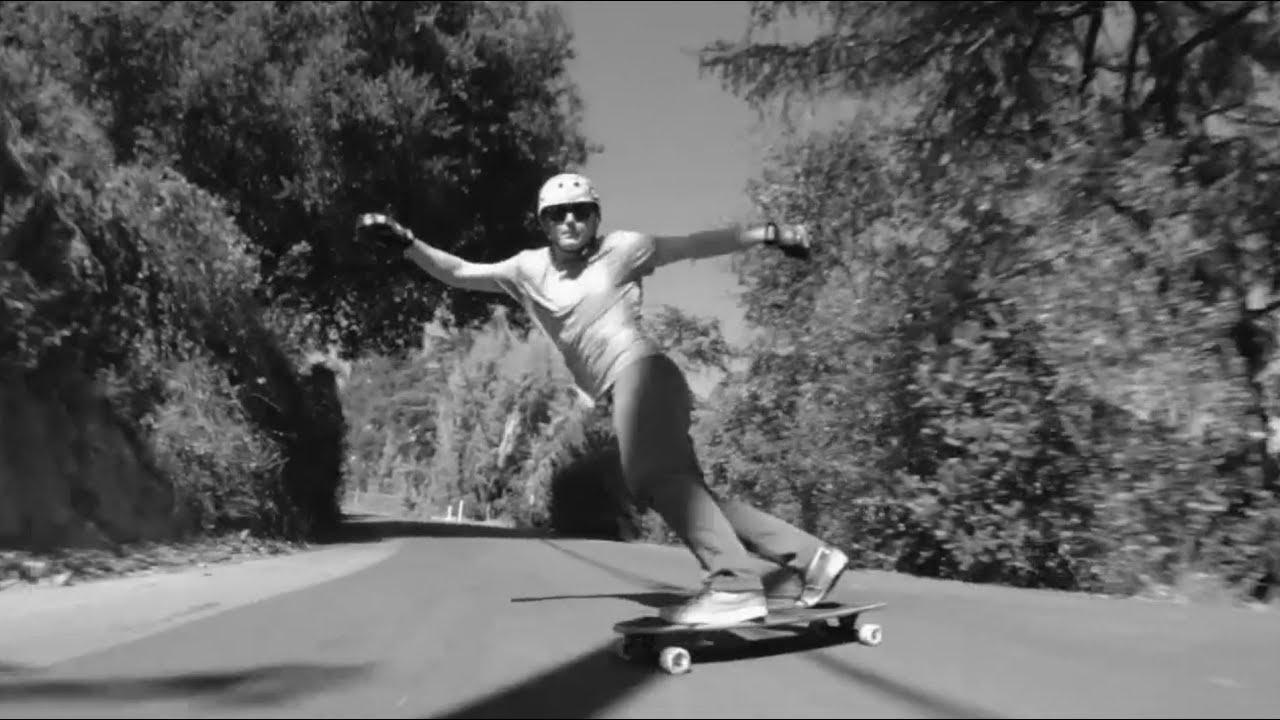 Comet Skateboards' Morgan Air Frame Longboard Deck