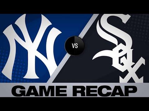 6/13/19: Garcia, Anderson power Sox past Yankees