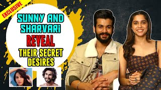 Sunny: Nora Fatehi as my 'DATE' , Sharvari: SHIRTLESS Ranveer the 'HOTTEST' | The Forgotten Army