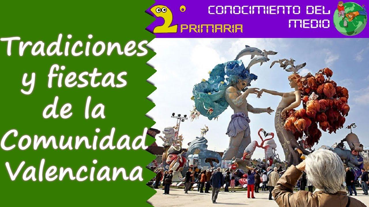Cono, 2º Primaria. Tema 15. Tradiciones y fiestas de la Comunidad Valenciana