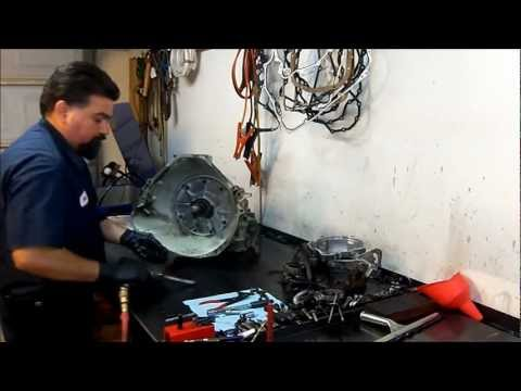 C-6 Transmission Teardown Inspection - Transmission Repair Mp3